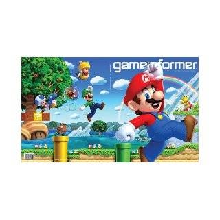 Game Informer magazine 234 October 2012 New Super Mario Brothers: Books