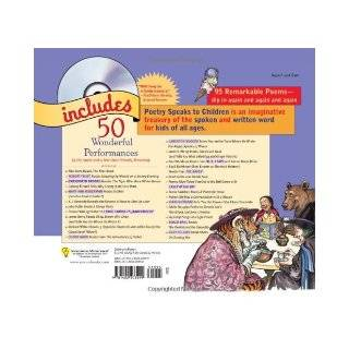Poetry Speaks to Children (Book & CD) (A Poetry Speaks Experience): Elise Paschen, Dominique Raccah, Wendy Rasmussen, Judy Love, Paula Zinngrabe Wendland, Nikki Giovanni, X.J. Kennedy, Billy Collins: 9781402203299: Books