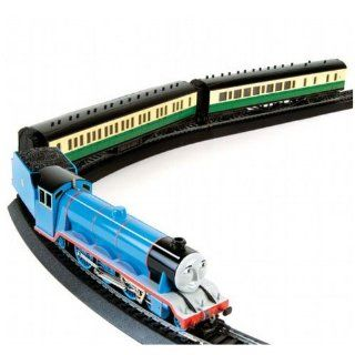 Bachmann Trains Gordon's Express Set Ready to Run HO Scale Train Set: Toys & Games