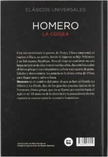 La Odisea (Letras may�sculas. Cl�sicos universales) (Spanish Edition): Rafael Mammos, Homero: 9788483431825: Books