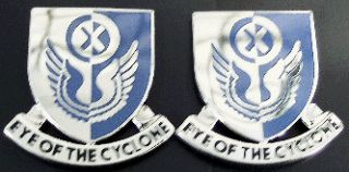 238th AVIATION REGIMENT Distinctive Unit Insignia   Pair Clothing