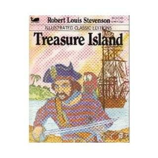 Treasure Island  1977 (Illustrated Classic Edition 4510): Books