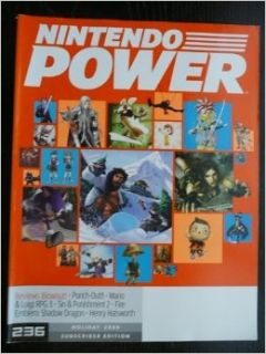 Nintendo Power Magazine Vol 236, Holiday 2008: Nintendo Power: Books