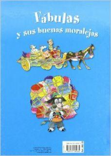 Fabulas y sus buenas moralejas (Adivinanzas, chistes.) (Spanish Edition): Juan Lopez Roman: 9788430580682: Books