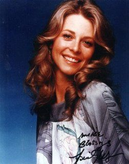 Lindsay Wagner Signed Bionic Woman Paper Chase Night Hawks UACC RD 244: Collectibles & Fine Art