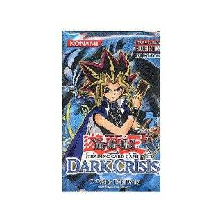 Yu Gi Oh! TCG: Dark Crisis Booster Pack: Upper Deck: 0053334323970: Books