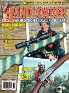 Handloader Magazine   June 2007   Issue Number 247: Dave Scovill, Charles E. Petty, Brian Pearce, Gil Sengel, Jr. R.H. VanDenburg, Mike Venturino, John Barsness, Bob Campbell, John Haviland, Wolfe Publishing Company: Books