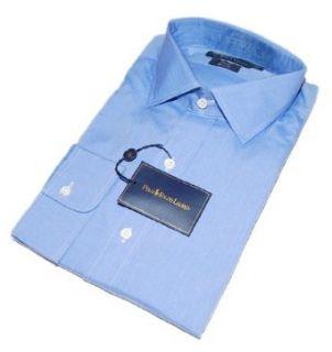 Polo Ralph Lauren Regent Mens Blue Dress Shirt Clothing