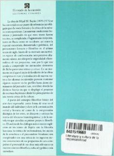 Literatura y cultura de la responsabilidad (El Estado de la cuestion) (Spanish Edition) Domingo Sanchez Mesa Martinez 9788481519662 Books