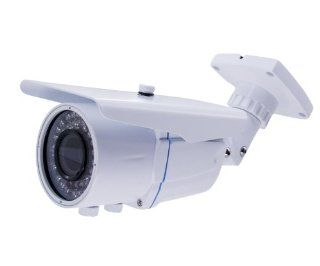 Vonnic VCB253W Bullet Video Camera (White) : Camcorders : Camera & Photo