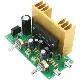 CanaKit UK260   50W Hybrid Power Stereo Audio Amplifier (Assembled Module) Electronics