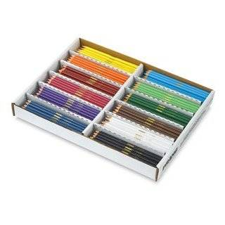 Prang Colored Pencils 3.3 mm Core   Classroom Master Pack, Set of 288, 3.3 mm   Childrens Colored Pencils