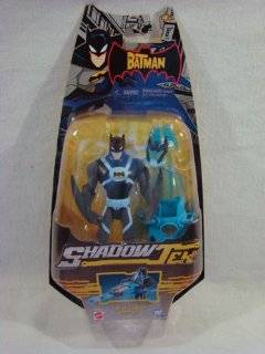 The Batman Shadowtek Action Figure Sub Wave Batman Toys & Games