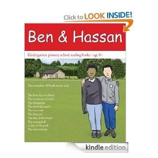 Ben and Hassan   Kindergarten, primary school reading books   10 books   Age 4+ eBook John Wilkinson Kindle Store