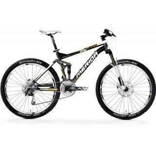 Merida One Twenty 3000D metallic black white (2011) (Frame size 50 cm) MTB Full Suspension Bike Sports & Outdoors