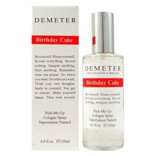 Demeter Fragrances   Birthday Cake 4.0 oz Pick Me Up Cologne Spray : Beauty
