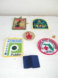 Lot 5 Boy Scout Patches Patch 2000 Southwest Central Florida 6398 : Other Products : Everything Else