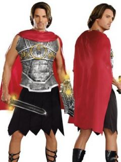 301 Warrior Roman Gladiator Costume   MEDIUM Clothing