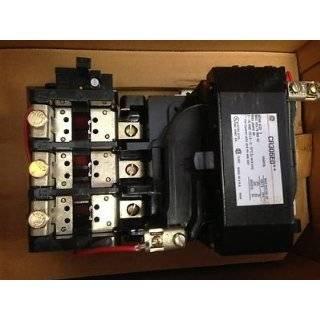 NEW GE General Electric CR306E002 Magnetic MOTOR Starter NEMA 3 25HP ER306E0**: Industrial & Scientific
