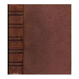 A Hand Book to the Carnivora. Part I. Cats, Civets and Mongooses. Lloyd's Natural History: Books