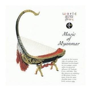 Music of Myanmar, World Music Library, 1988: Music