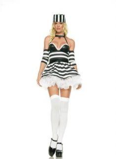 Jailbait Costume   X Small   Dress Size 0 2 Clothing