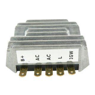 Rectifier Voltage Regulator John Deere Lawn Garden Tractor 330 322 332: Automotive