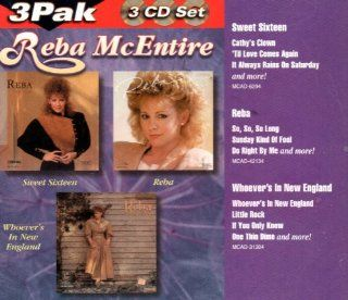 Reba McEntire (3 CD Set with 30 songs) Music