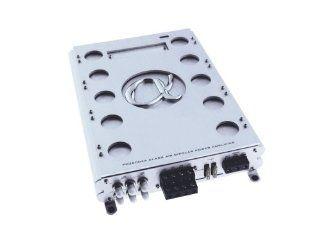 Alphasonik PMZ6004A, 4 Channel Class A/B Bi Polar Power Amplifier, 4x 75 Watts RMS @ 4 Ohm Stereo  Vehicle Multi Channel Amplifiers