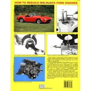 How To Rebuild BIG BLOCK FORD ENGINES Steve Christ 0075478000708 Books