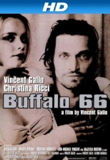 Buffalo 66 [HD] Vincent Gallo, Christina Ricci, Ben Gazzara, Mickey Rourke  Instant Video