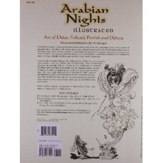 Arabian Nights Illustrated: Art of Dulac, Folkard, Parrish and Others (Dover Fine Art, History of Art): Jeff A. Menges: 9780486465227: Books