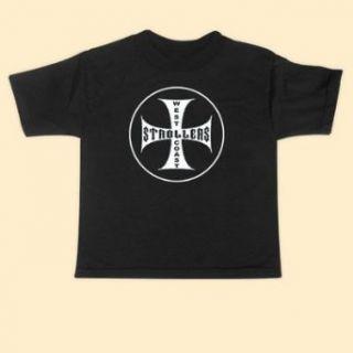 Rebel Ink Baby 339tt4T West Coast Strollers   4T   Toddler Tee Shirt: Clothing