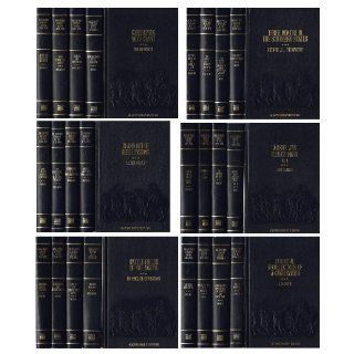 Collector's Library of the Civil War Complete 30 Volume Leather Set Multiple Authors Books