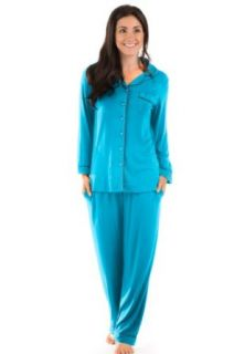 Womens Pajamas (Classic Comfort); Texere Bamboo Jersey Cure for the Ordinary PJs