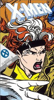 X Men   Rogue   Rogue's Tale/Beauty and the Beast [VHS] X Men Movies & TV