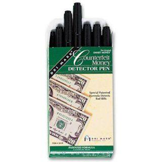 Dri Mark Smart Money Counterfeit Bill Detector Pen for Use with U.S. Currency, Dozen (351R 1)
