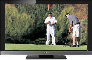 Sony BRAVIA EX 400 Series 40 Inch LCD TV, Black (2010 Model) Electronics