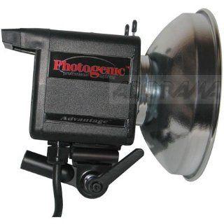 Photogenic Flashmaster Advantage Lighting Unit with Clear Flashtube C4 15. : Photographic Monolights : Camera & Photo