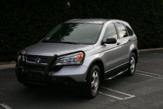 Honda Crv Honda Crv One Piece Grill/Brush Guard Black Grille Guards & Bull Bars Stainless Products Performance Automotive