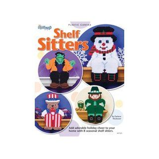 Holiday Shelf Sitters Plastic Canvas Pattern: Grocery & Gourmet Food