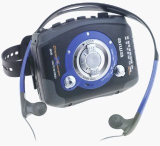 Aiwa HS SP370 Cross Trainer Sports Personal Stereo: MP3 Players & Accessories