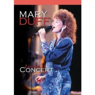 Mary Duff   Live In Concert [DVD] Movies & TV