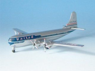 Aeroclassics United Airlines B 377 Model Airplane Toys & Games