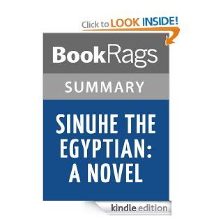 Sinuhe the Egyptian A Novel by Mika Waltari  Summary & Study Guide eBook BookRags Kindle Store