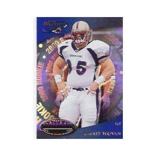 2000 Quantum Leaf #381 Chris Hovan RC: Sports Collectibles