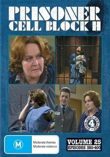 Prisoner: Cell Block H, Vol. 25: Alan Hopgood, Julia Blake, Les Dayman, Sean Scully, Carol Burns, Alex Menglet, Jeanie Drynan, Bill Bennett, Elspeth Ballantyne, Betty Bobbitt, Kendal Flanagan, Steve Mann, CategoryArthouse, CategoryAustralia, CategoryClassi