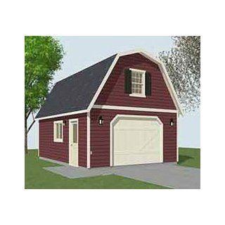 Garage Plans Two Car Garage With Loft Plan 856 1