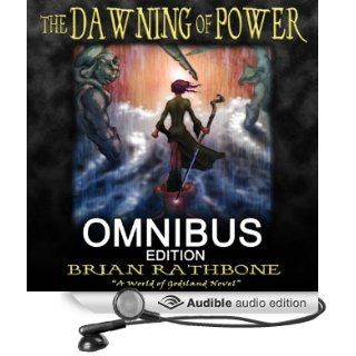 The Dawning of Power: Godsland Series: Books One, Two, and Three (Audible Audio Edition): Brian Rathbone, Chris Snelgrove: Books
