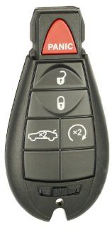 "Challenger 2009 11 Dodge ""HEMI 392"" Fobik Remote 5 Buttons   with KEYLESS GO (Factory Original   NEW) Automotive"